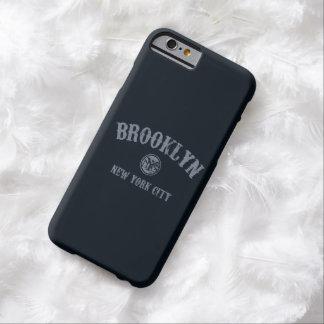 De telefoondekking van Brooklyn New York Barely There iPhone 6 Hoesje