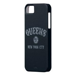 De telefoondekking van het Queens Barely There iPhone 5 Hoesje