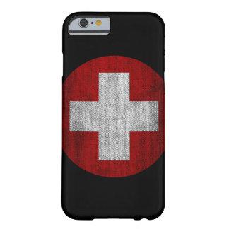 De telefoondekking van Zwitserland Barely There iPhone 6 Hoesje