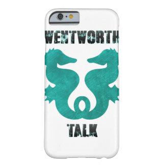 De telefoonhoesje van de Bespreking van Wentworth Barely There iPhone 6 Hoesje