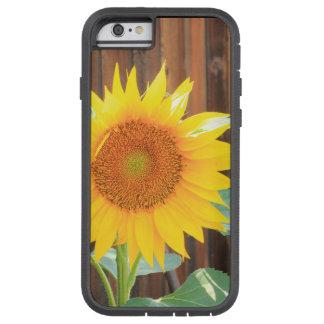 De telefoonhoesje van de Bloei van de zonnebloem Tough Xtreme iPhone 6 Hoesje