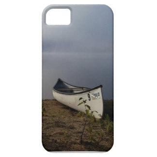 De telefoonhoesje van de kano barely there iPhone 5 hoesje