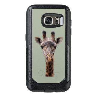 De telefoonhoesje van Otterbox van de giraf