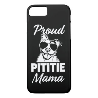 De telefoonhoesje van Pitbull van de trotse iPhone 8/7 Hoesje