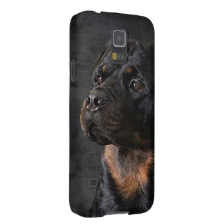 De telefoonhoesje van Rottweiler Galaxy S5 Hoesje