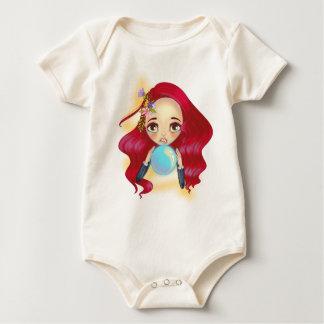De teller van het Fortuin Baby Shirt