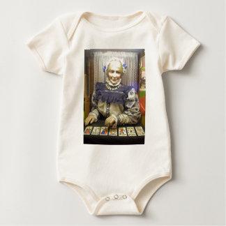 De Teller van het fortuin van de Promenade van Baby Shirt