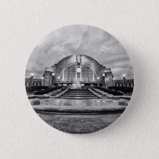 De Terminal van de Unie van Cincinnati Ronde Button 5,7 Cm