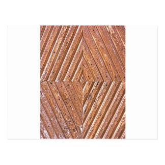 De textuur van de diamant briefkaart