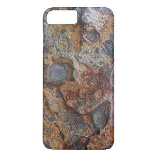 De Textuur van het afzettingsgesteente iPhone 8/7 Plus Hoesje