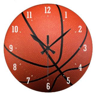 De Textuur van het basketbal | Keer voor Sport Grote Klok