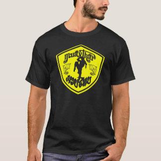 De Thaise Vechter van Muay T Shirt