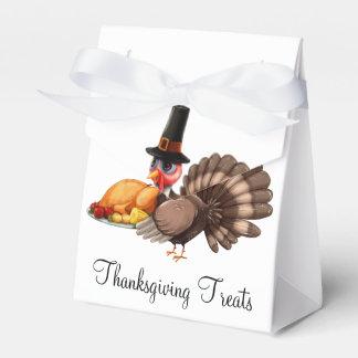 De Thanksgiving behandelt Dozen voor Voedsel of Bedankdoosjes