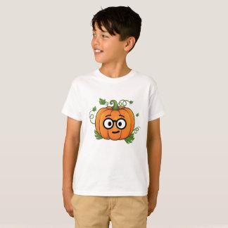 De Thanksgiving Halloween van Nerd Emoji van de T Shirt