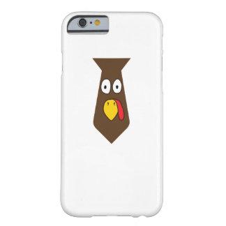 De Thanksgiving van het Stropdas van Turkije voor Barely There iPhone 6 Hoesje