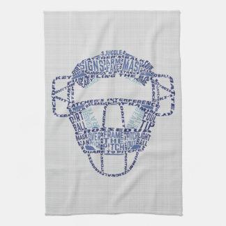 De Theedoek van het Masker van de Vanger van het