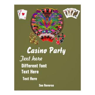 De Thema s van het casino vermommen zich 1 zien Persoonlijke Folder