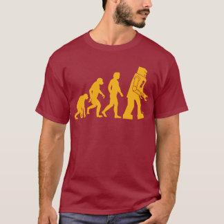 De Theorie van Big Bang van de Kuiper van Sheldon T Shirt