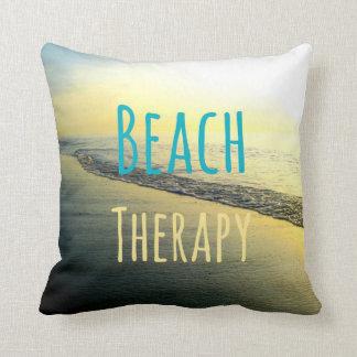De Therapie van het strand Sierkussen