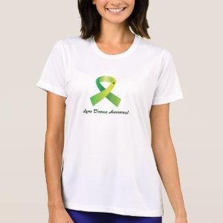 De Tic van de Voorlichting van de Ziekte van Lyme T Shirt