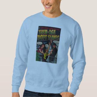 De tiener Slaven van het Verdovende middel Sweater