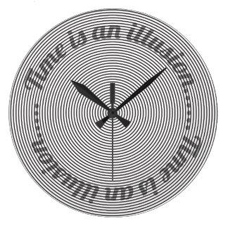 De tijd is een Illusie Grote Klok