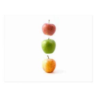 De Tijd van Apple Briefkaart