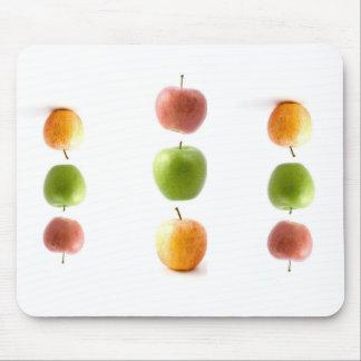 De Tijd van Apple Muismat