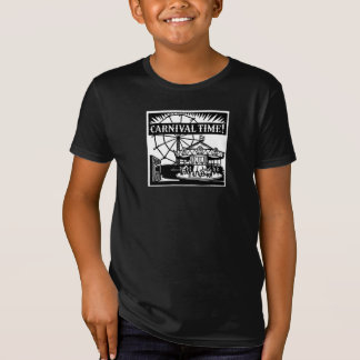 """De """"tijd van Carnaval"""" op de Promenade T Shirt"""