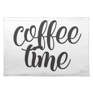 De Tijd van de koffie Placemat