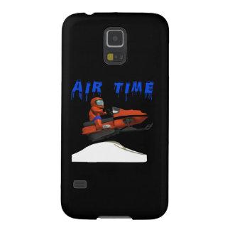 De Tijd van de lucht Galaxy S5 Hoesjes