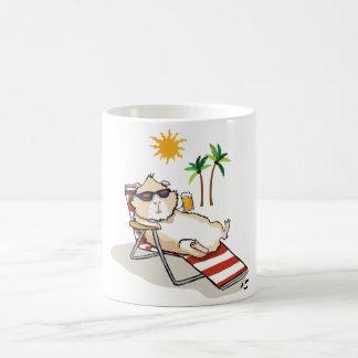 De Tijd van de zomer Piggy Koffiemok