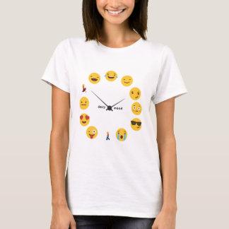 De Tijd van Emoji T Shirt
