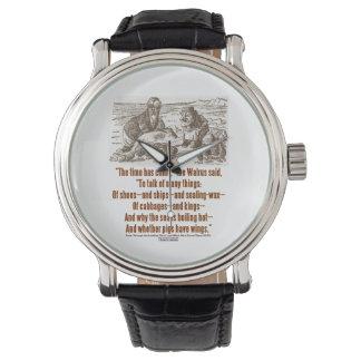 De Tijd van het sprookjesland is door het Kijken Horloges