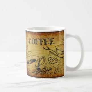 De tijdmok van de koffie koffiemok