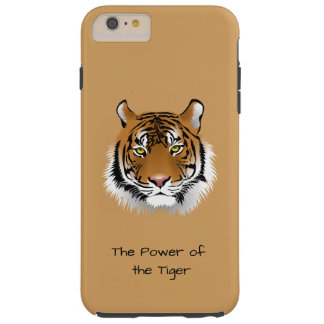 De tijger tough iPhone 6 plus hoesje