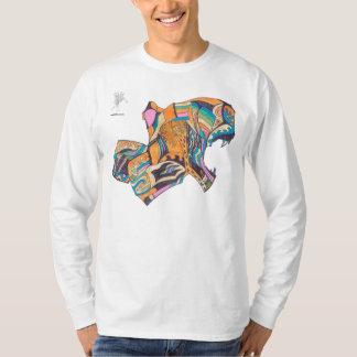 De Tijger van de mysticus T Shirt