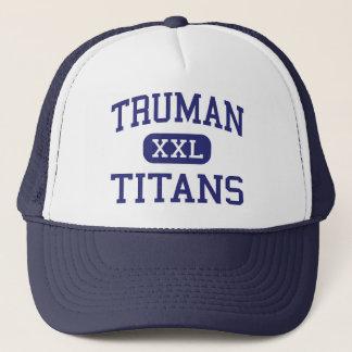 De Titanen MiddenTacoma Washington van Truman Trucker Pet