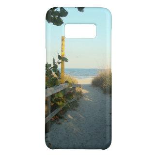De Toegang van het strand Case-Mate Samsung Galaxy S8 Hoesje