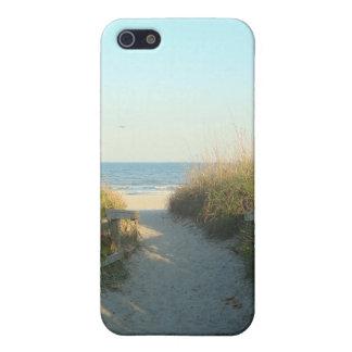 De Toegang van het strand iPhone 5 Hoesje