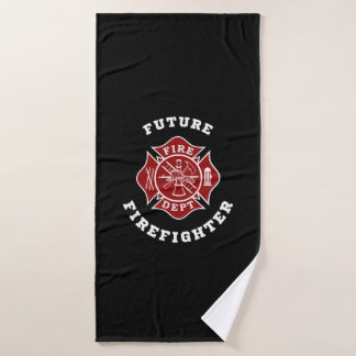 De toekomstige Badhanddoek van de Brandbestrijder