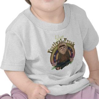 De toekomstige Buitenissige T - shirts van het Fes