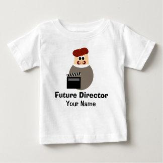 De toekomstige Kinder T-shirt van de Regisseur