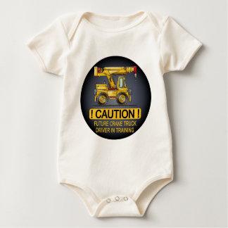 De toekomstige Klimplant van de Baby Shirt