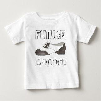 De toekomstige Leraar van de Dans van de Schoenen Baby T Shirts