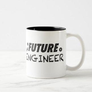 De toekomstige Mok van de Ingenieur