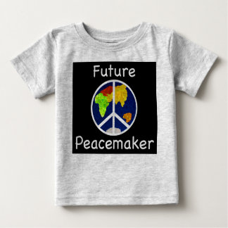 De toekomstige Peacemaker Kinderen/T-shirt van het Baby T Shirts