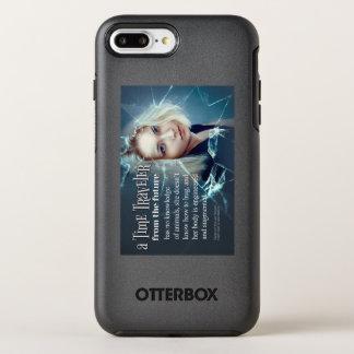 De toekomstige Reiziger van de Tijd OtterBox Symmetry iPhone 8 Plus / 7 Plus Hoesje