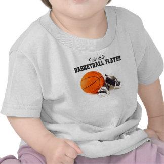 De toekomstige Speler van het Basketbal Shirts