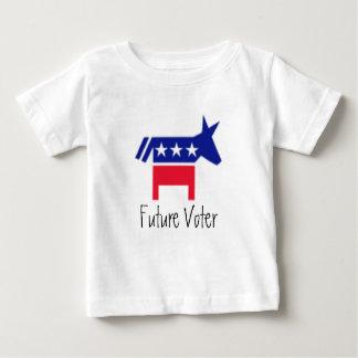 De toekomstige T-shirt van de Kiezer